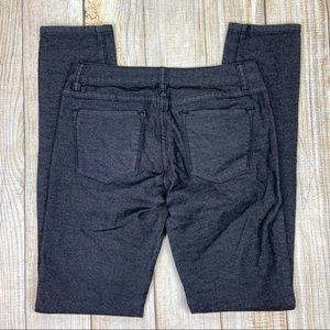 PRANA Black Jeans Skinny Leg Stretch